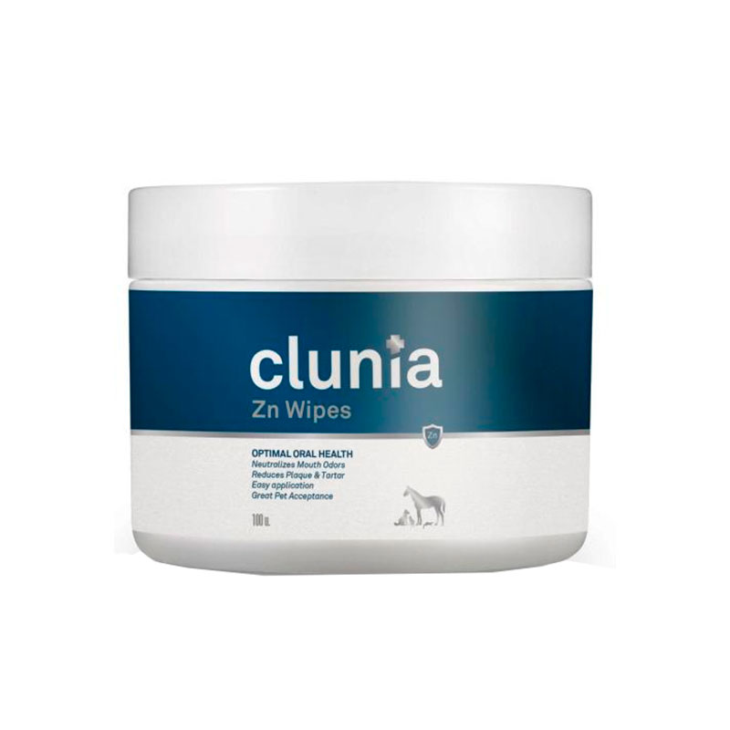 Clunia Zn Wipes Oral Wipes 100