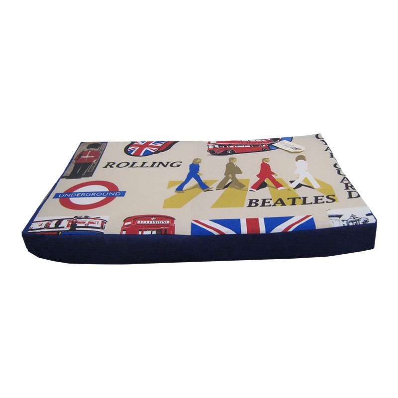 Care Dog Descanso Solid Rectangular Mat London