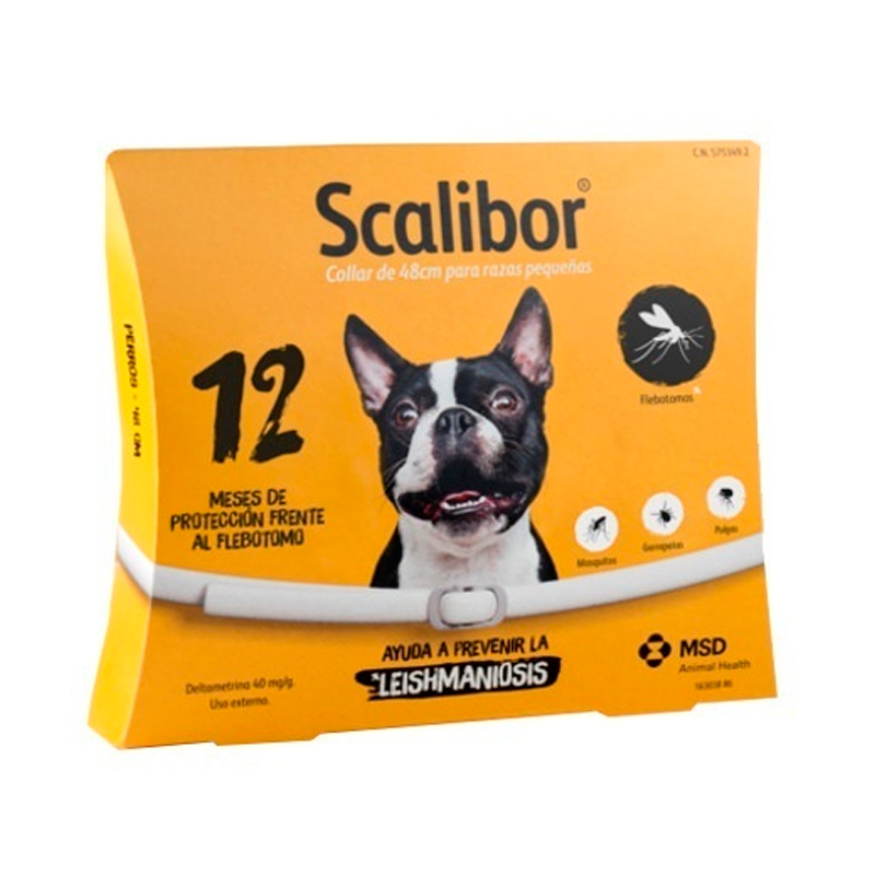 Scalibor Antiparasitic Collar 48 cm