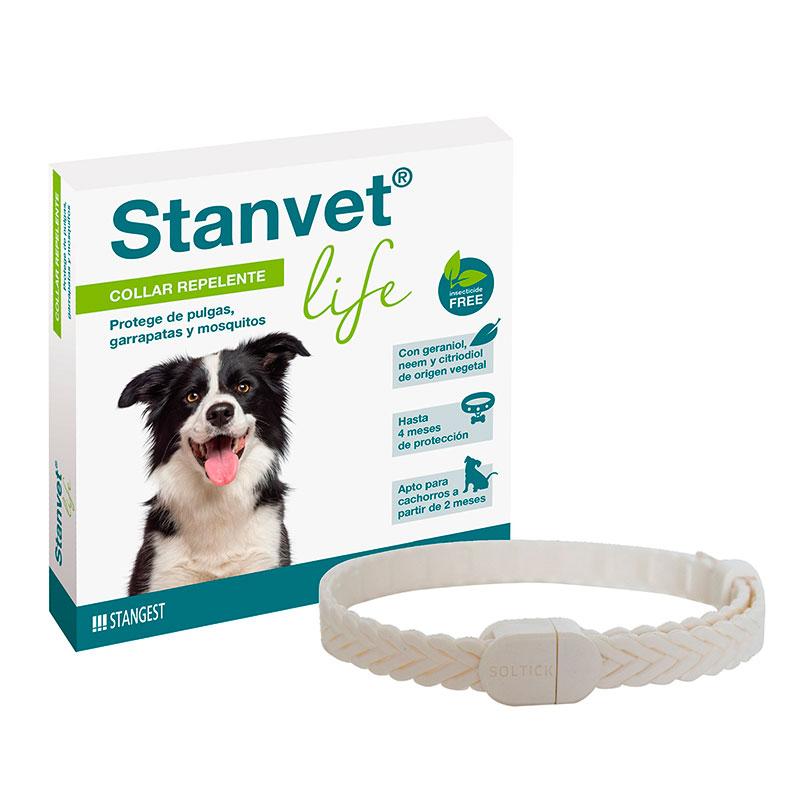 Stanvet Collar Stanvet Life Natural Repulsive for Dogs