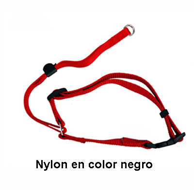 Perro collares correas arneses nylon collar bozal for Nylon para estanques