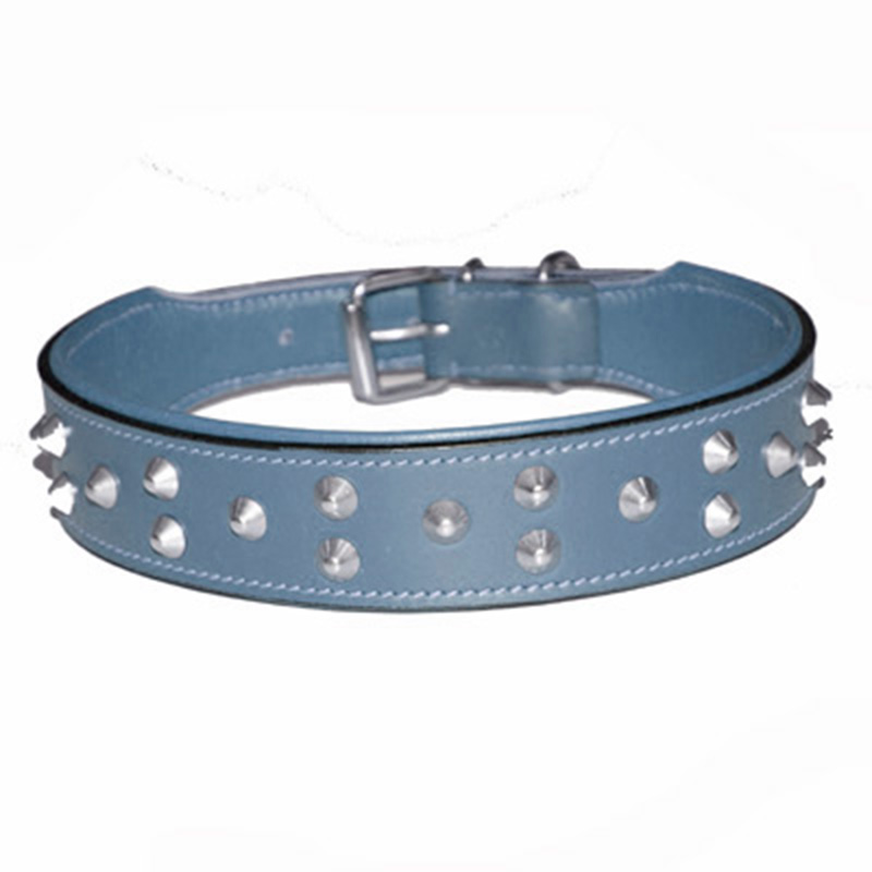 Collar Bullets Soft Grey