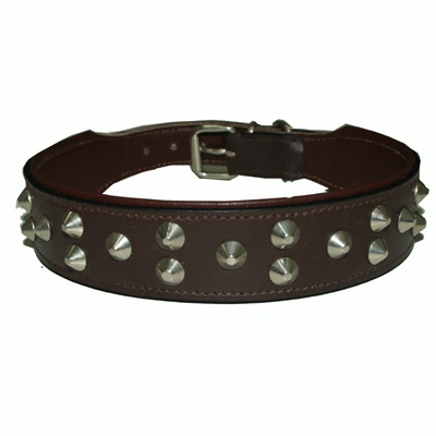 Collar Bullets Soft Brown