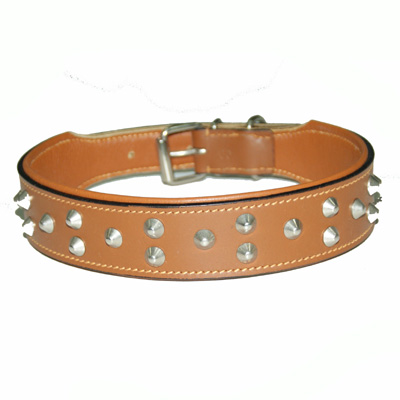 Collar Bullets Soft Natural