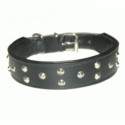Collar Bullets Soft Black