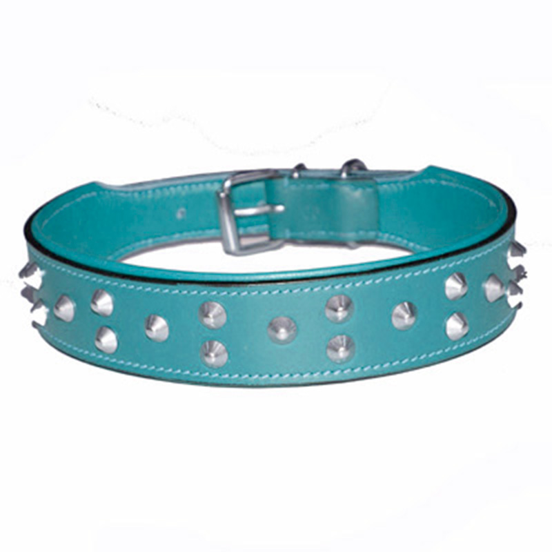 Collar Bullets Soft Turquoise