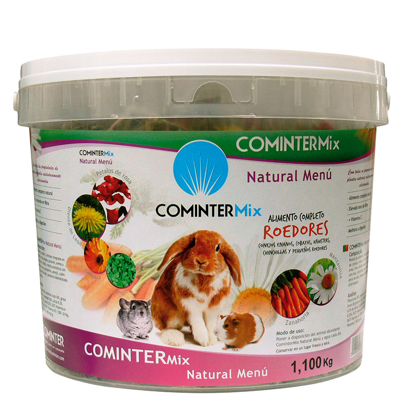 Cominter Heno Cominter Mix Natural Menú