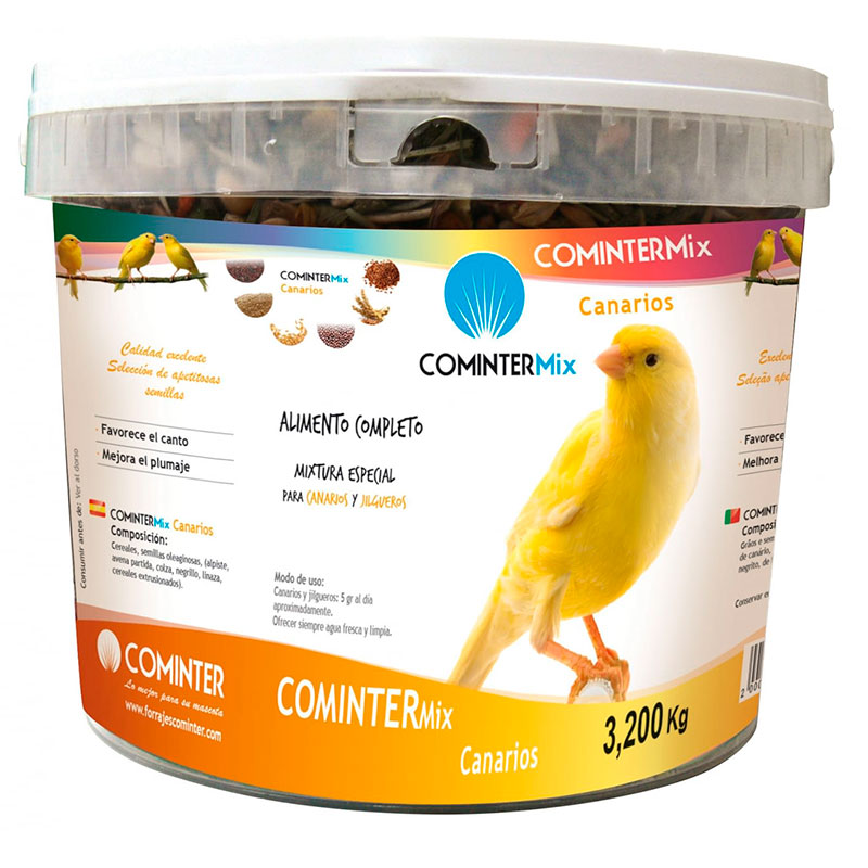Cominter Mix Canary Bird