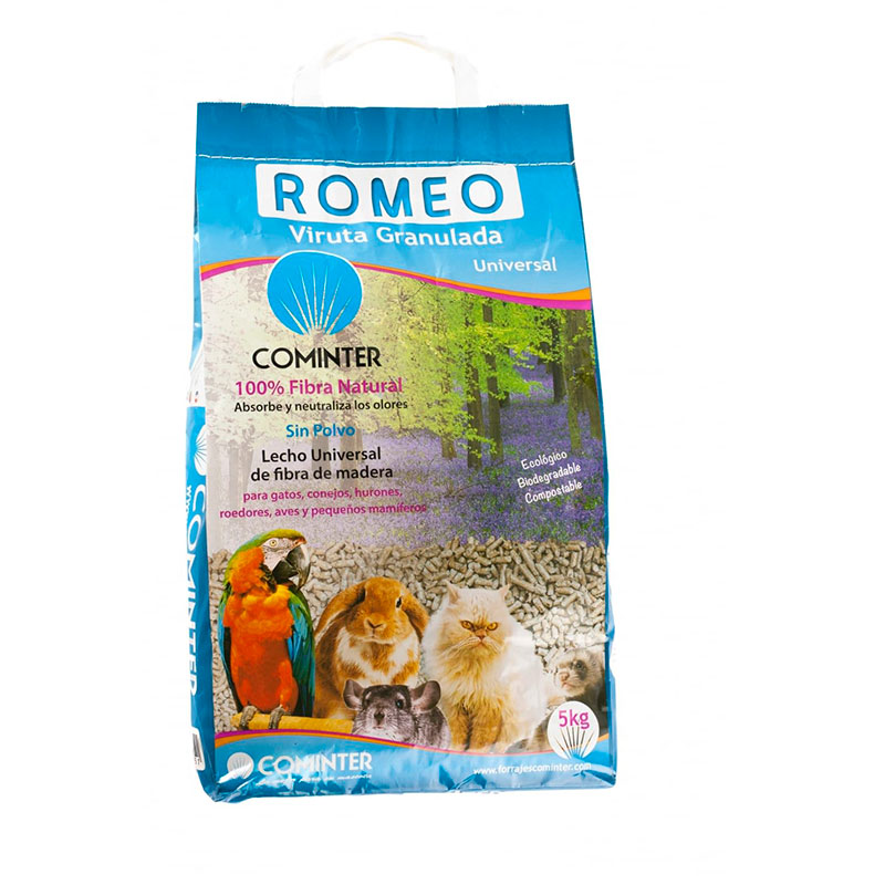 Cominter Granulated Chip Litter Romeo
