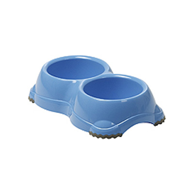 Rainbowl Plastic Double Feeder