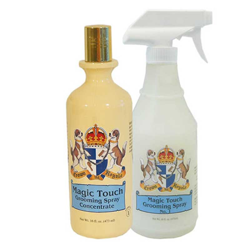 Crown Royale Abrillantador Concentrado Magic Touch Formula 1