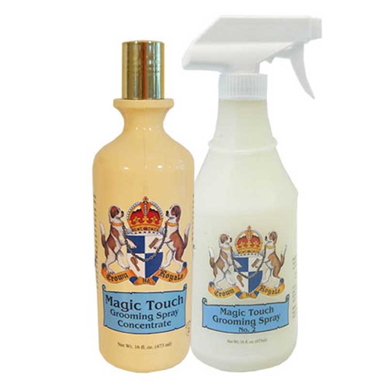 Crown Royale Abrillantador Concentrado Magic Touch Formula 2