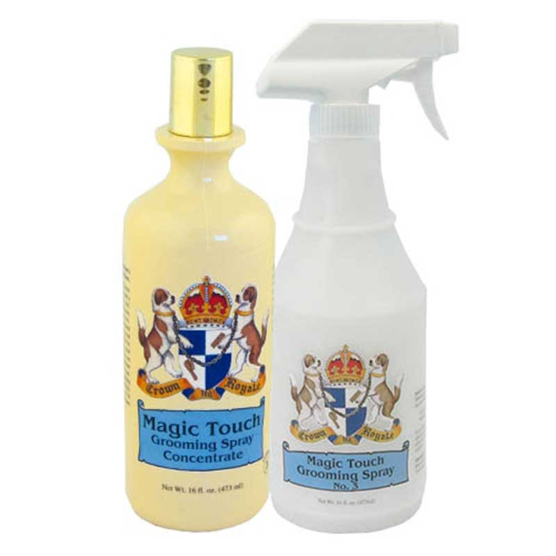 Crown Royale Abrillantador Concentrado Magic Touch Formula 3