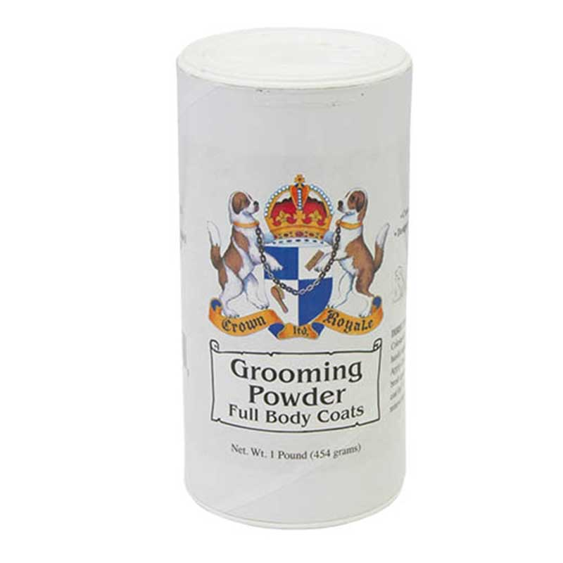 Crown Royale Polvos de Grooming