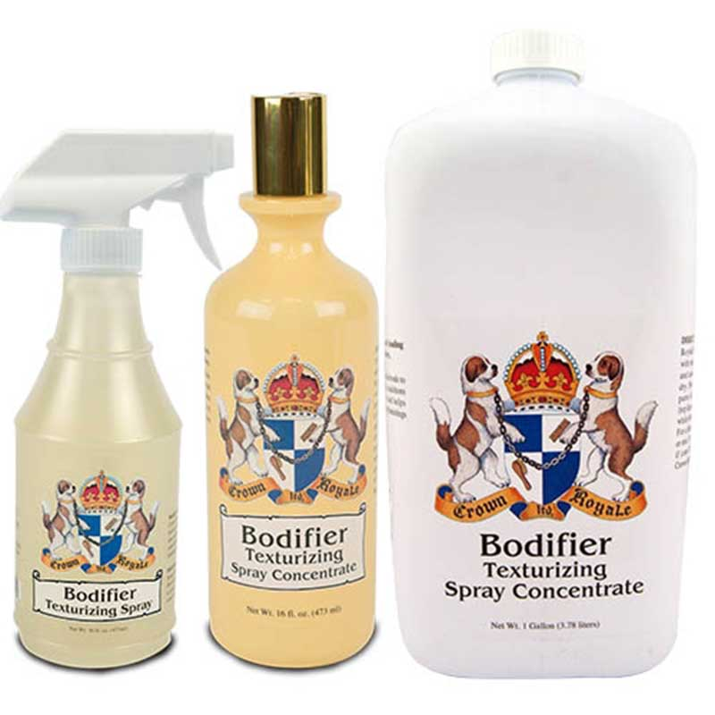 Crown Royale Texturizer Bodifier Concentrate