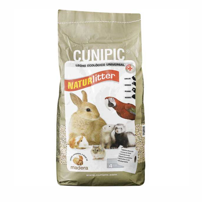 Cunipic Naturlitter Wood
