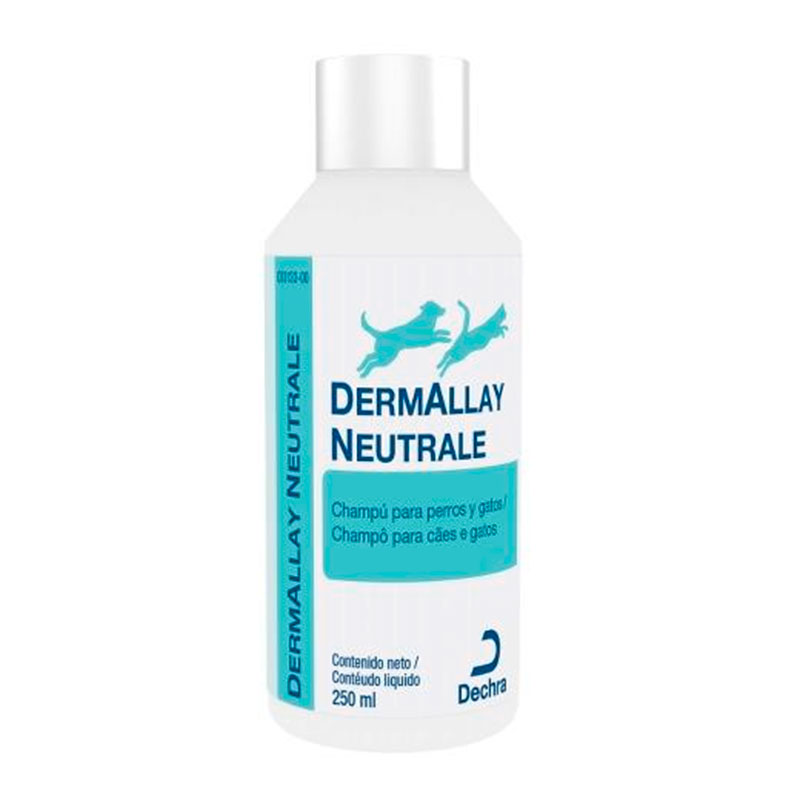 DermAllay Neutrale Shampoo for Dogs and Cats by Dechra