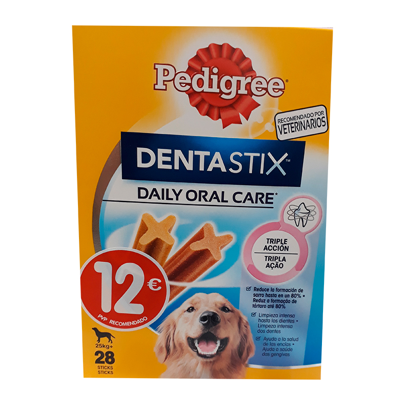Pedigree Dentastix Razas Grandes Multipack 1080gr