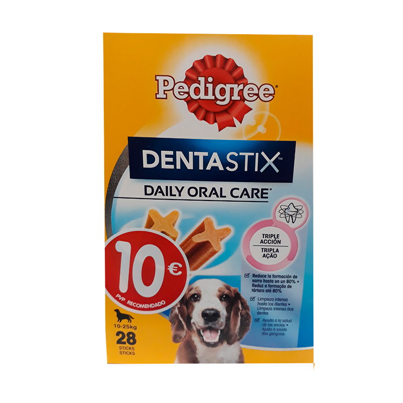 Pedigree Dentastix Razas Medianas / Grandes Multipack 720gr