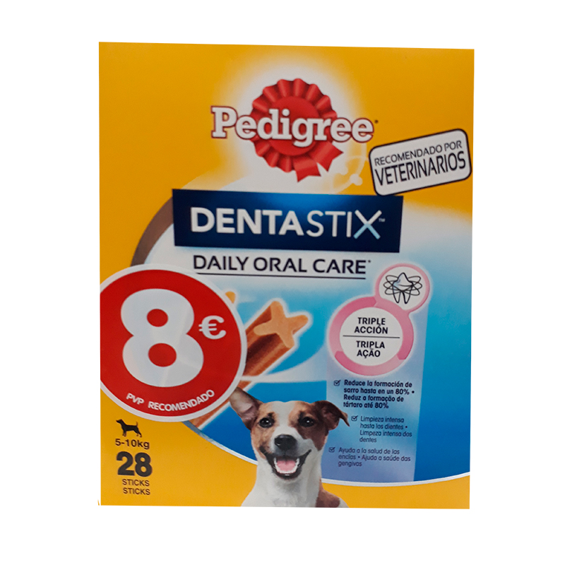 Pedigree Dentastix Junior / Small Breed Multipack 440gr
