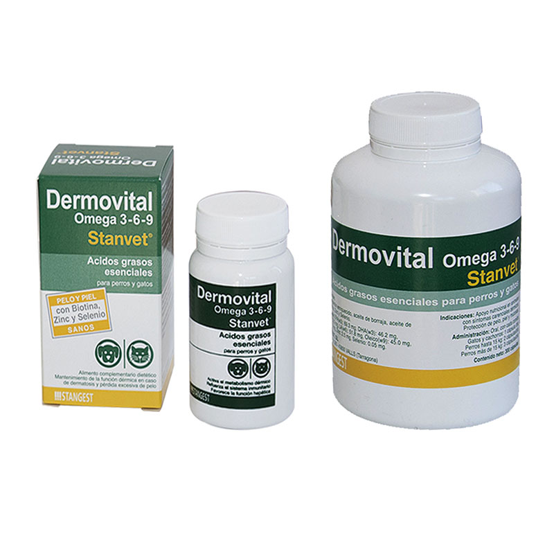 Dermovital Omega 3-6-9 Fatty Acid