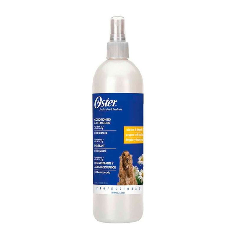 Oster Detangling Spray for Dogs