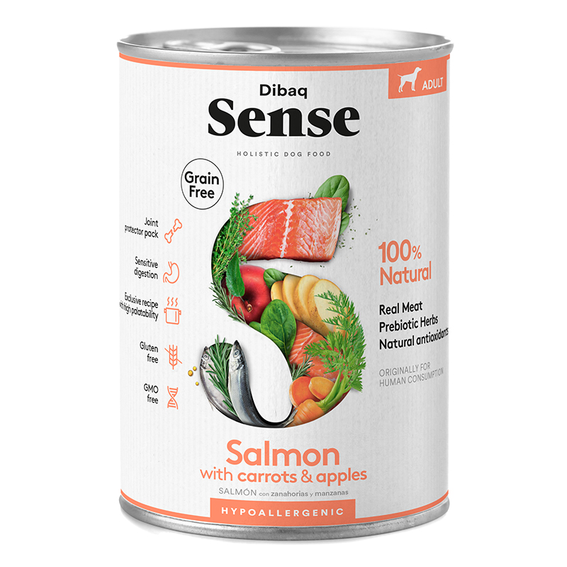 Dibaq Sense Salmon Can