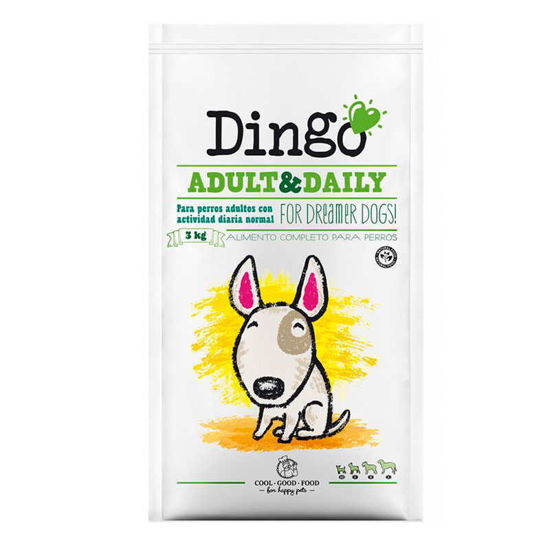 Dingo Adult & Daily Chicken