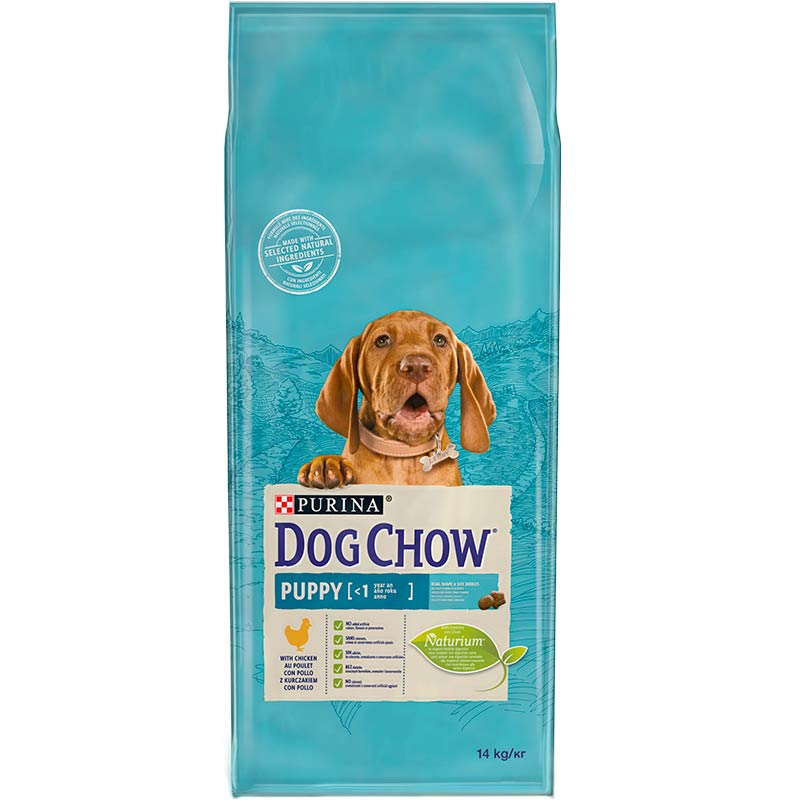 Dog Chow Puppy con Pollo
