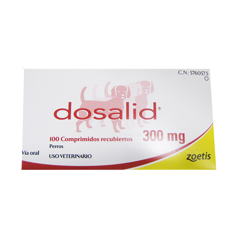 Dosalid Anthelmintic Dog 300mg