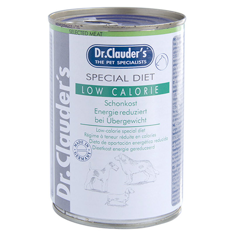 Dr.Clauder Dog Superpremium Low Calorie – Obesity