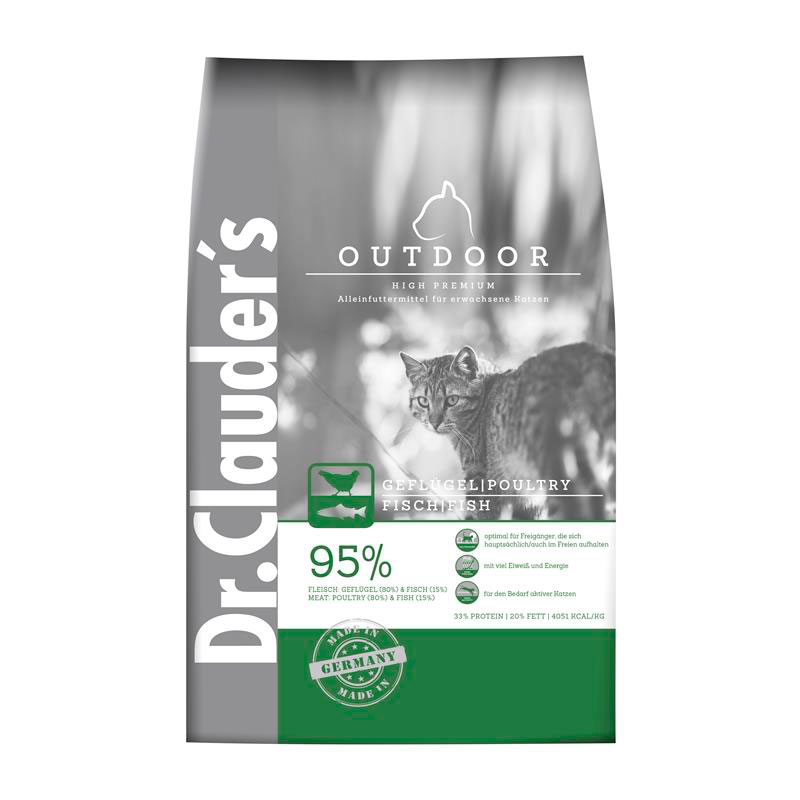 Dr. Clauder High Premium Cat Outdoor