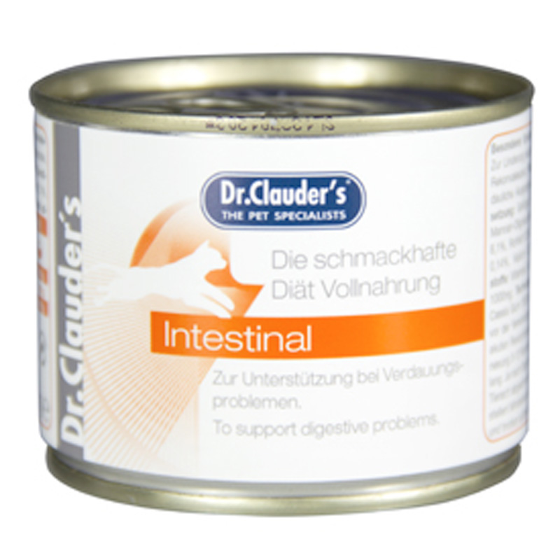 Dr.Clauder Cat Wet Food Diet Intestinal