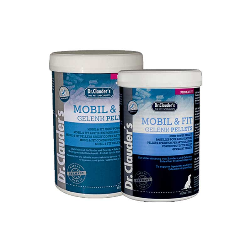 Dr Clauder Condoprotector Granulated Mobil & Fit