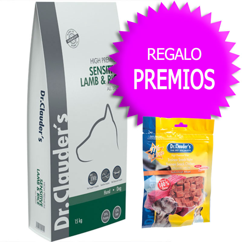 Dr Clauder Best Choice High Premium Cordero y Arroz