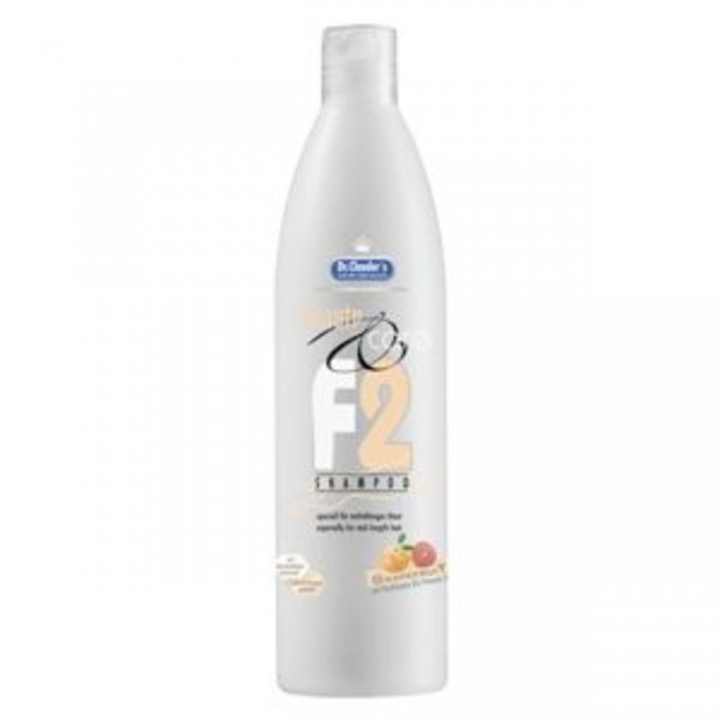Dr Clauder Shampoo F2 Grapefruit Medium Hair