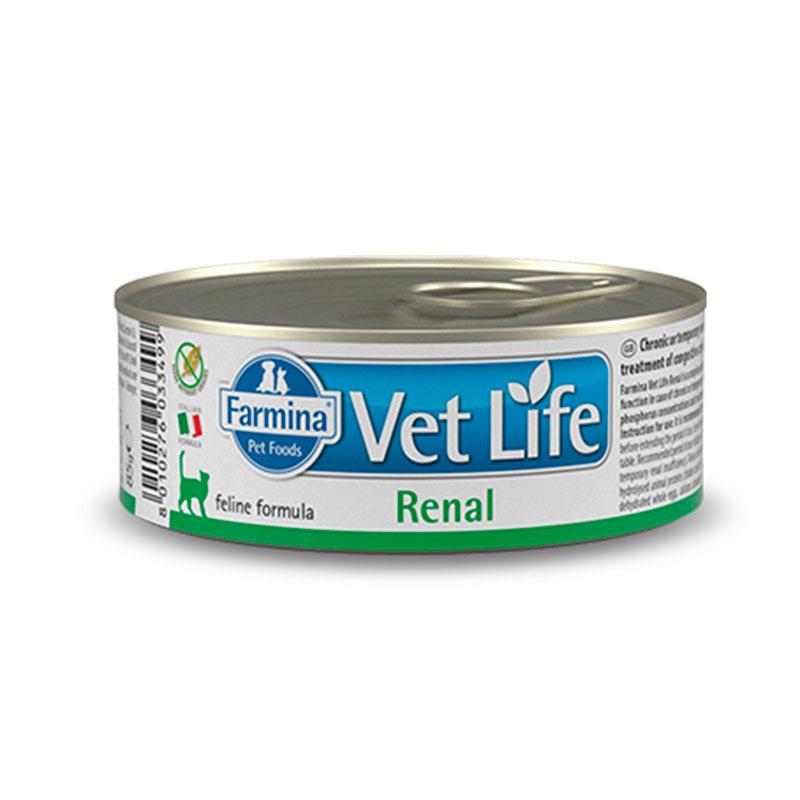 Farmina Vet Life Feline Renal Can