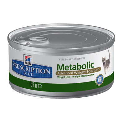 Hill\'s Feline Metabolic Can 156gr