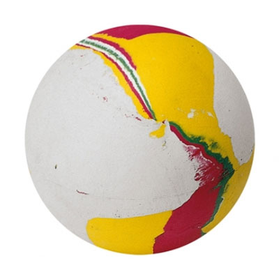 Ferplast Multicolour Soft Rubber Ball Toy