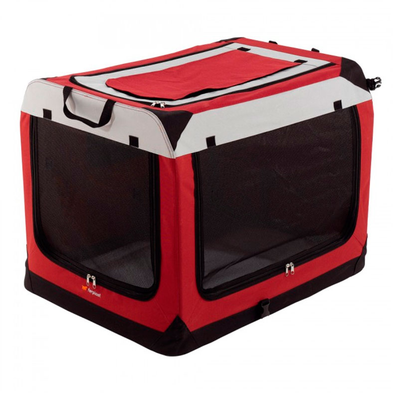Ferplast Holiday Foldable Travel Dog Carrier