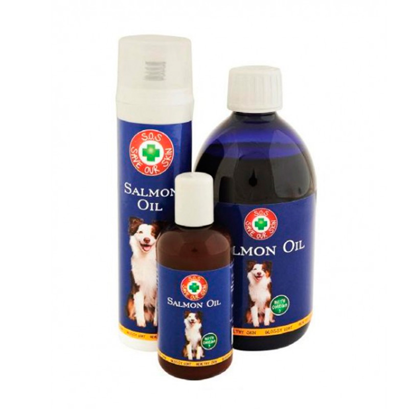 Fish 4 Dogs & Cats Aceite Salmón
