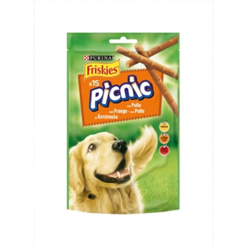 Friskies Picnic Chicken Sticks for dogs