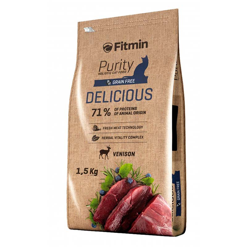 Fitmin Gato Purity Delicious