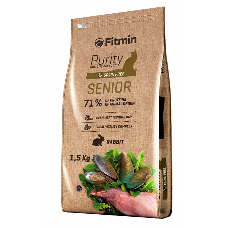 Fitmin Cat Purity Senior