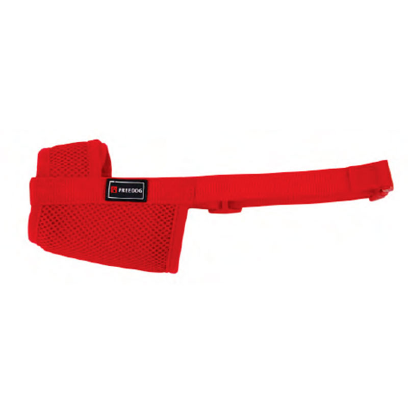 Muzzle Soft Red