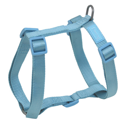 Freedog Harness Nylon Basic Light Blue
