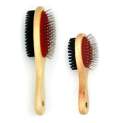Perro peluquer a canina profesional cepillos cardas y - Cepillo de madera ...