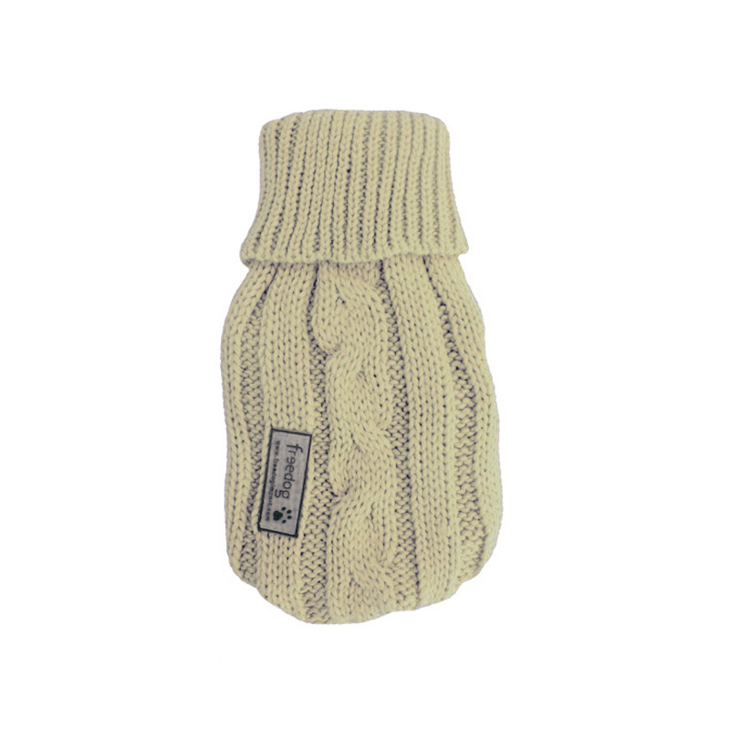Beige Jersey Nature for Dogs