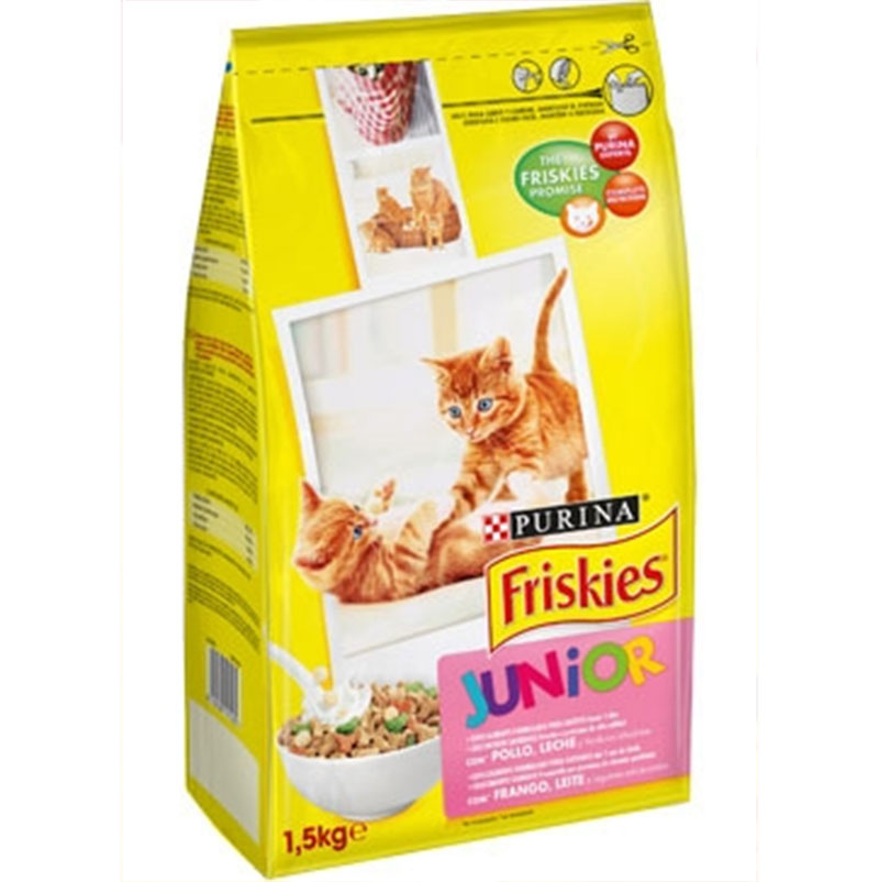 Friskies Junior Cat