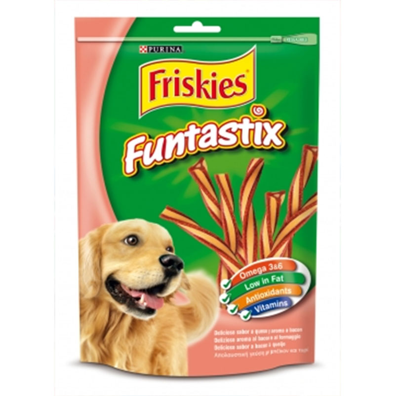 Friskies Funtastix Sticks para perros 175gr